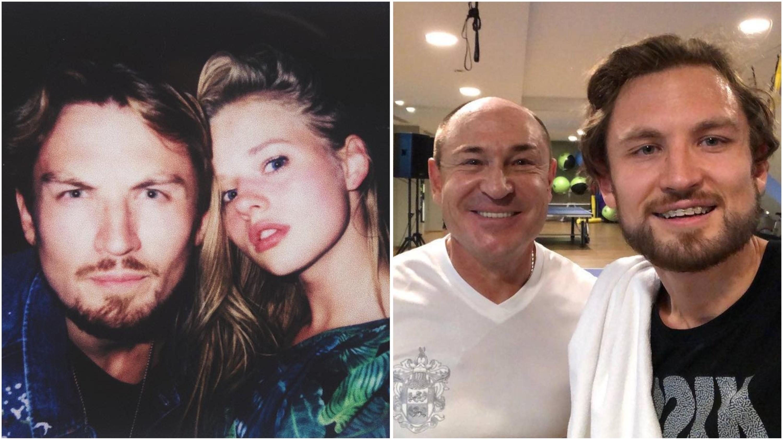 Александра Бортич подтвердила отношения с сыном депутата, опубликовав совместное фото