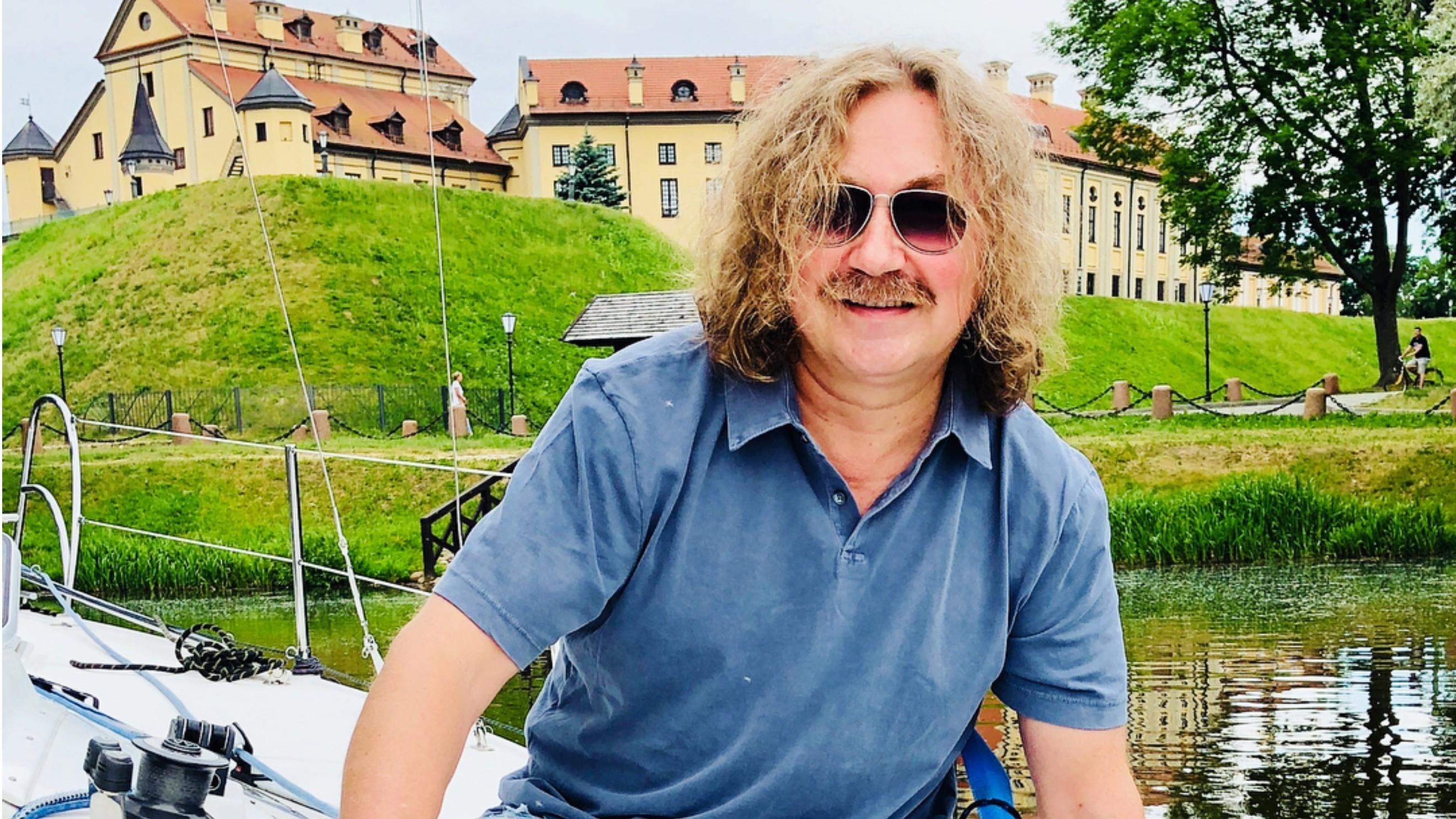 Игорь Николаев опубликовал архивное фото молодой Аллы Пугачевой
