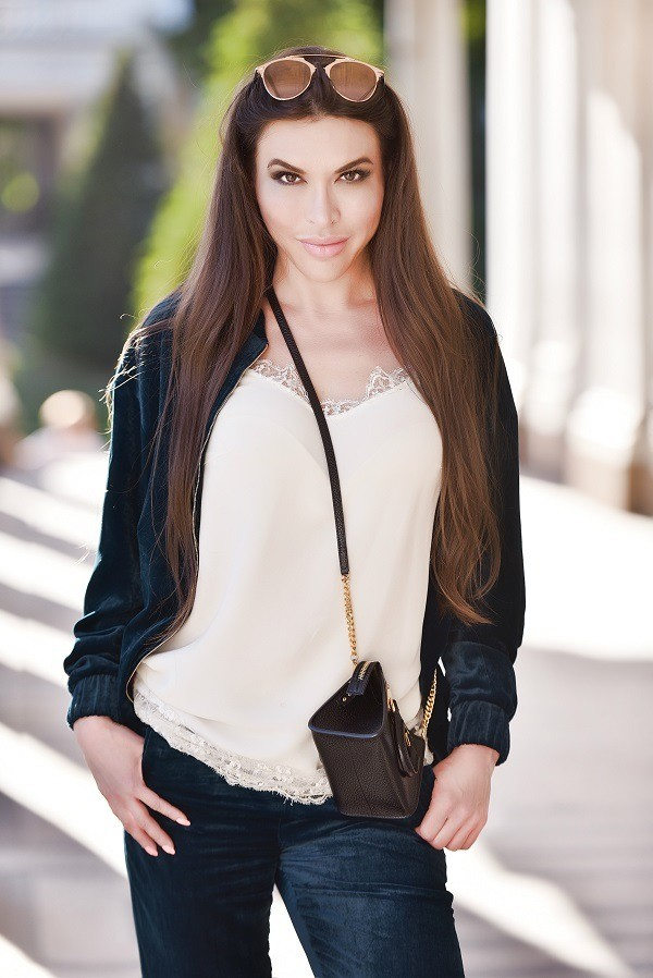 Валерия Барченко, фитнес-модель бикини
