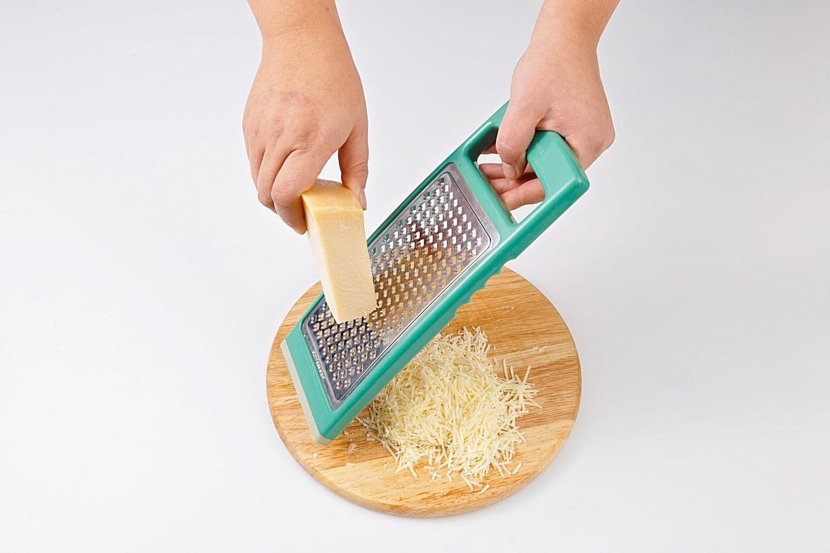 Сырные корзиночки с салатом