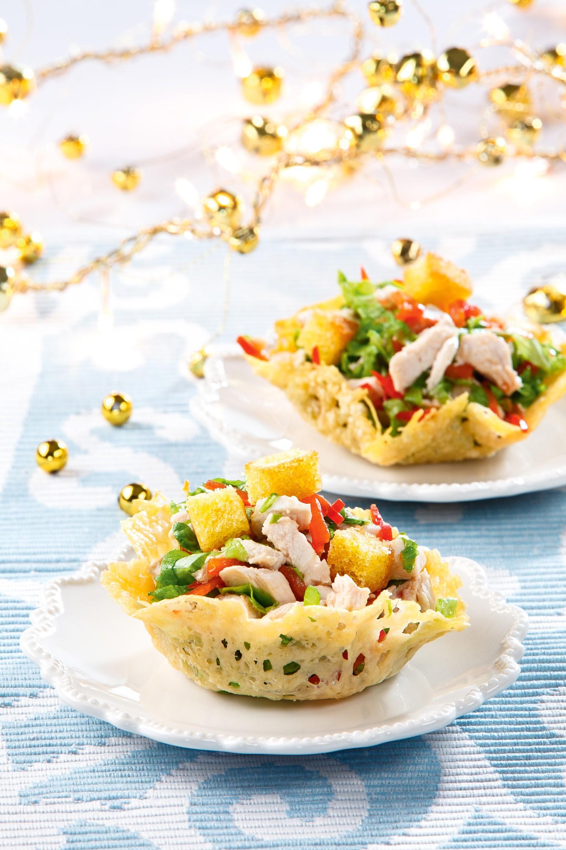 салат из сырных корзиночек рецепт фото коментарях