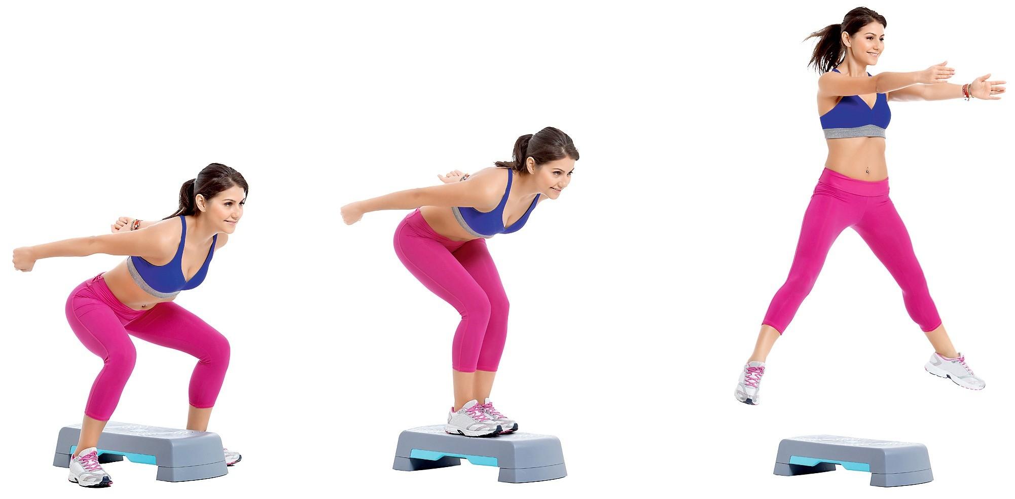 5 упражнений, которые помогут забыть о стрессе