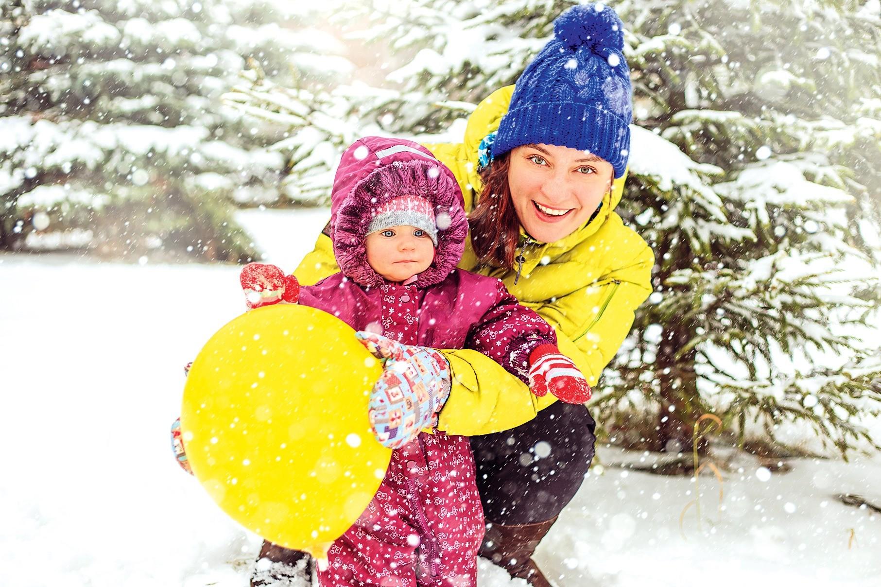 Как уберечь ребенка от промерзания?