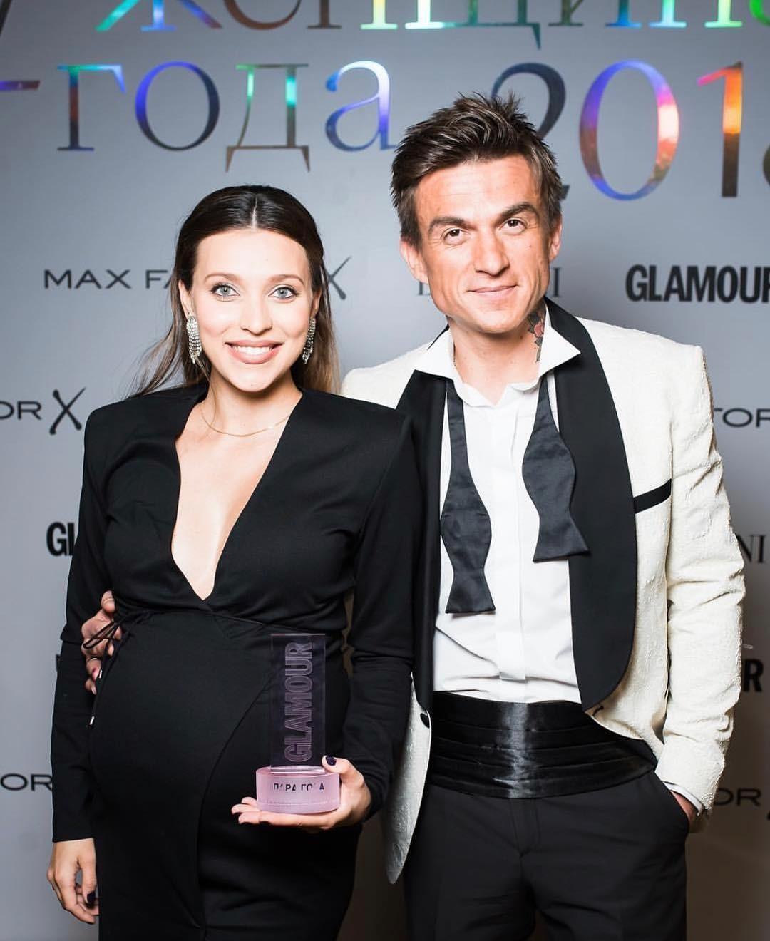 Регина Тодоренко и Влад Топалов показали клип с участием их новорожденного сына