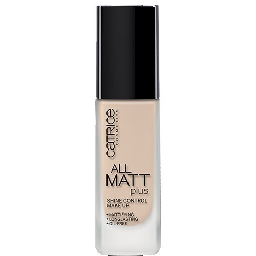 Тональный крем Catrice All Matt Plus Shine Control Make Up Catrice