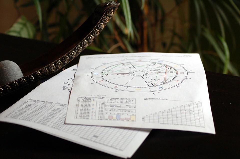 Что такое натальная карта человека в астрологии