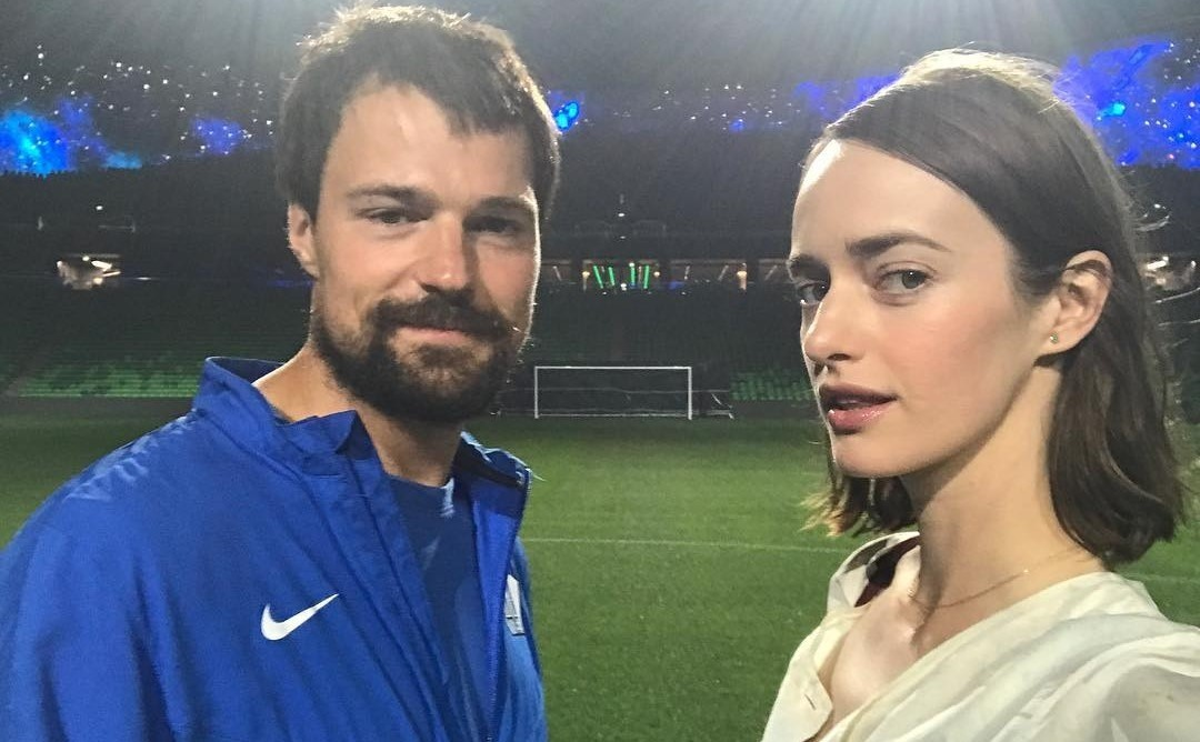 Данила Козловский признался, что внешность Ольги Зуевой впечатлила его не сразу