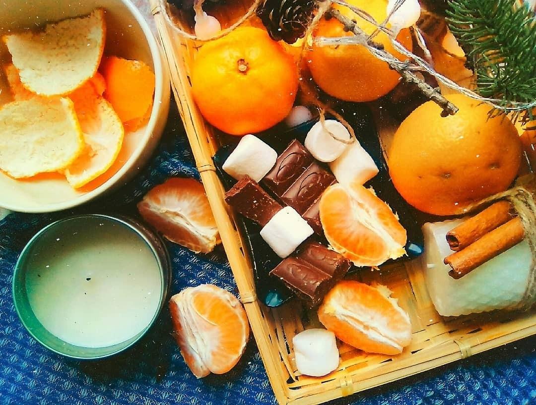 Как выбрать самые сочные и полезные мандарины