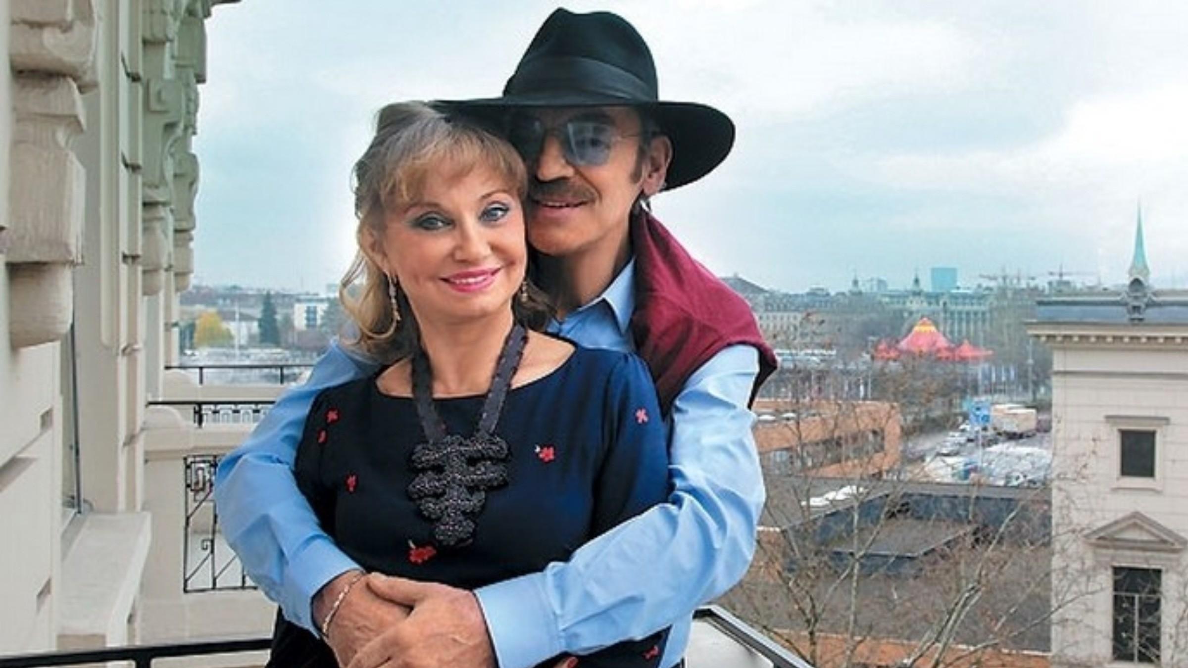 Михаил Боярский и Лариса Луппиан признались, что женились по глупости