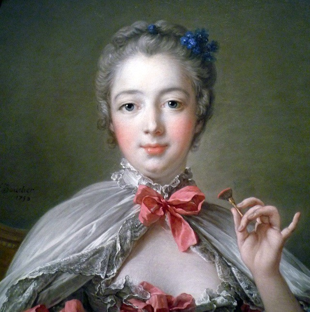 Жанну-АнтуанеттуПуассон, которая больше известна как маркиза де Помпадур, была фавориткой короля Франции Людовика XV на протяжении 20 лет. Ее называют некоронованной королевой Франции. О...