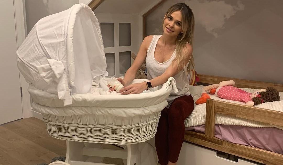 Анна Хилькевич заявила, что хочет сбросить вес после родов только в определенных местах