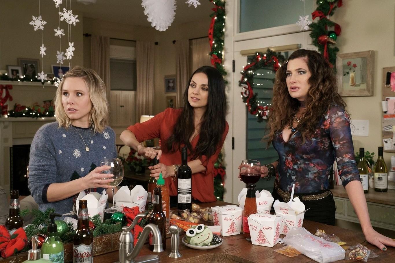 Фильм где девушки поменялись домами на рождество