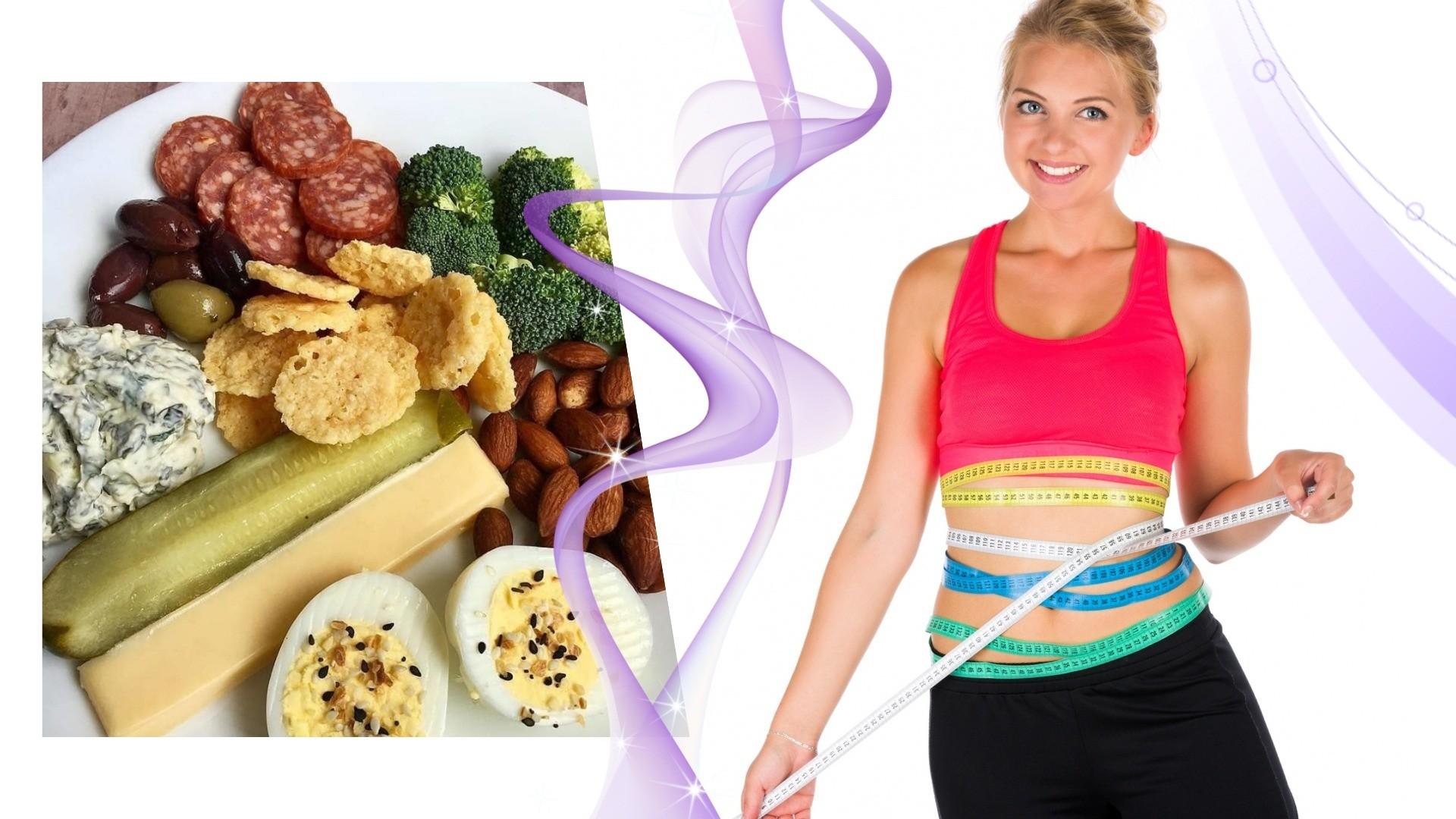 Безуглеводная диета — пример меню. Какие продукты можно есть?