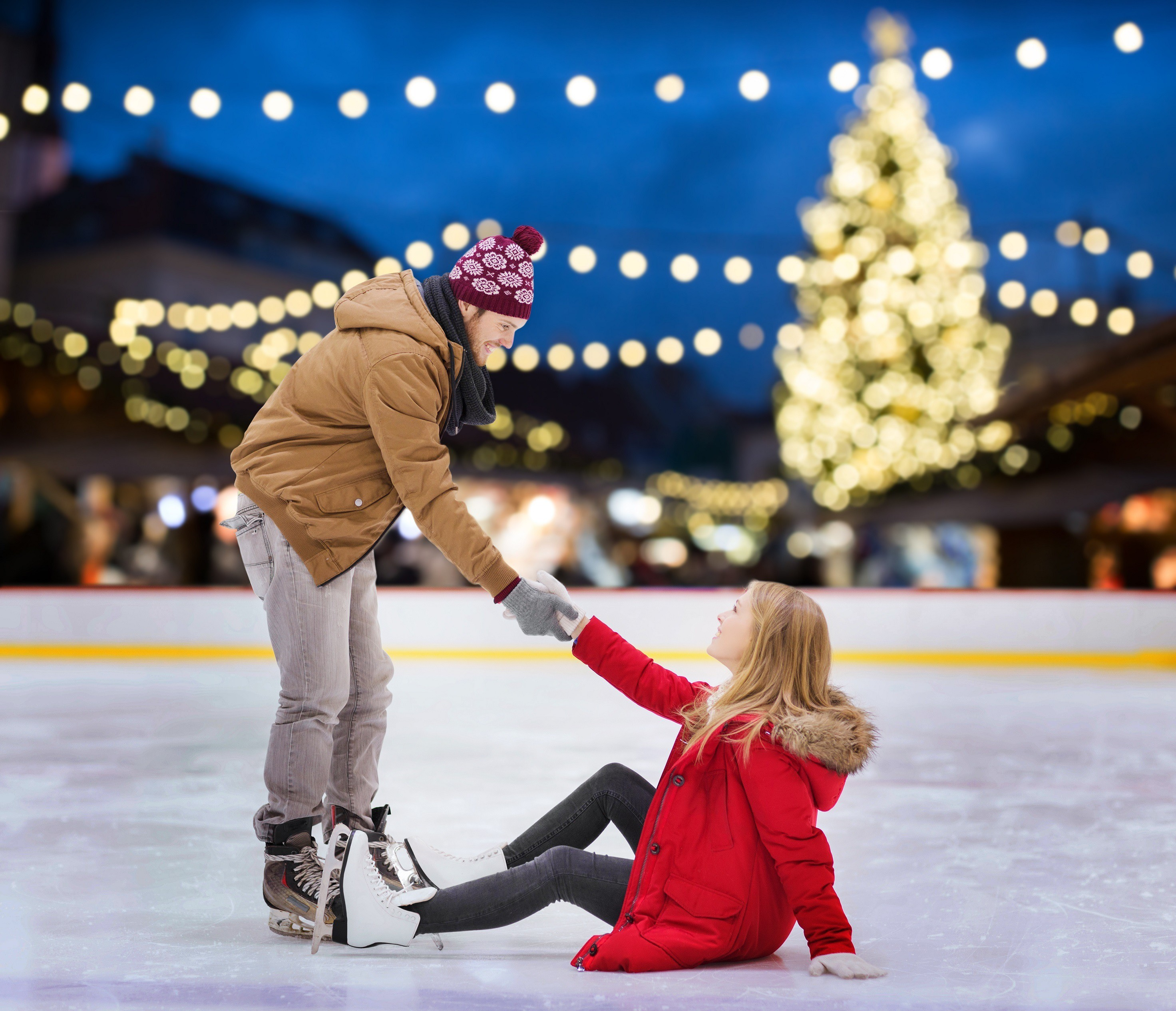 7 нескучных идей для зимнего свидания