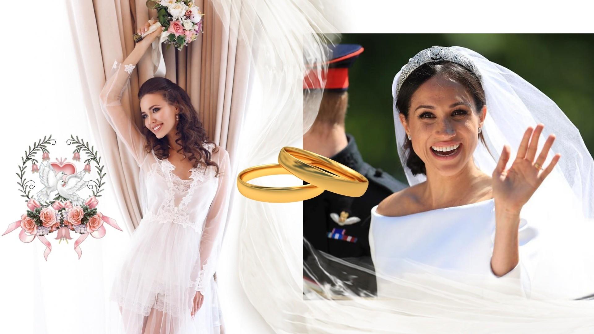Итоги 2018: 7 лучших свадебных платьев звездных невест