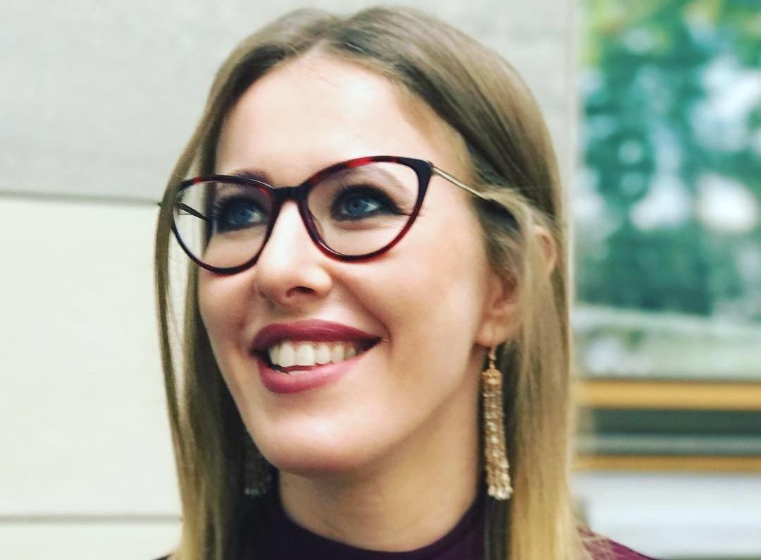 Ксения Собчак впервые показала лицо сына