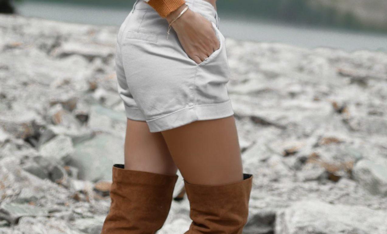 Фотографии девушек с короткими ногами #11