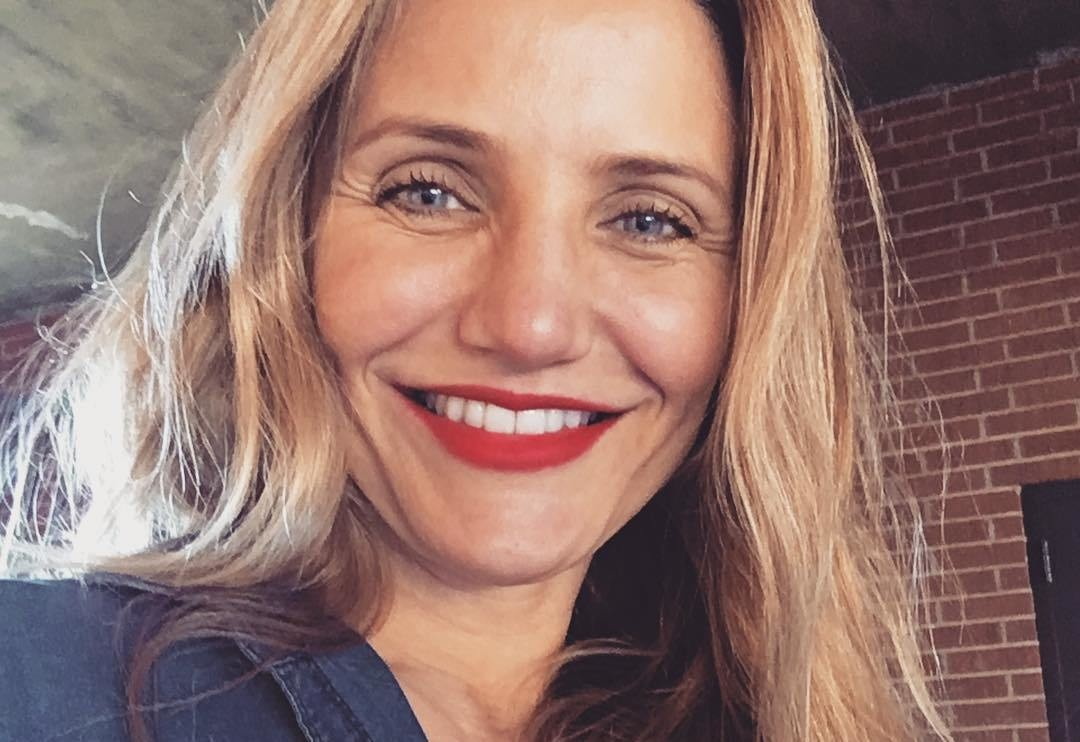 45-летняя Камерон Диаз наконец-то ждет первого ребенка