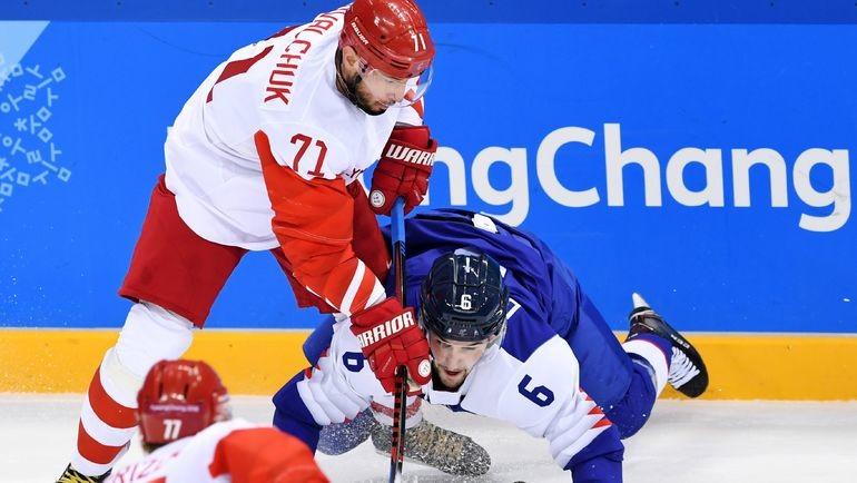 Ледовые страсти: поражение российских фигуристов и хоккеистов