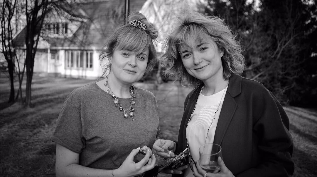 Сестры Михалковы показали редкие архивные фото молодых родителей