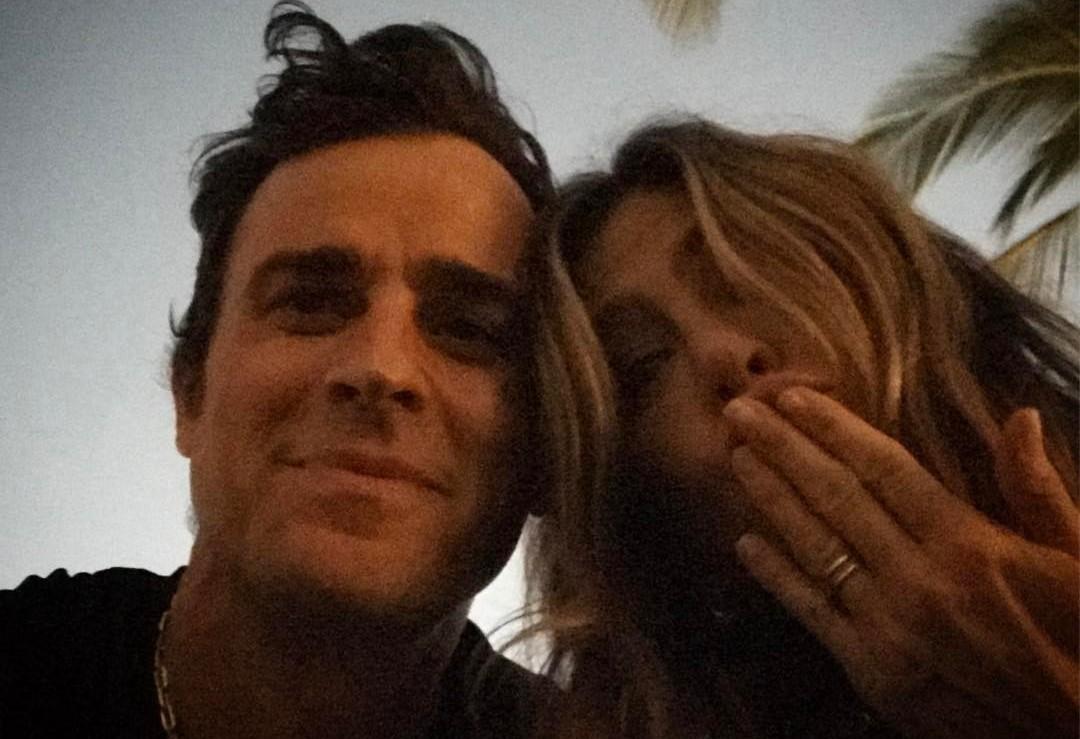 Это официально: Дженнифер Энистон и Джастин Теру разводятся
