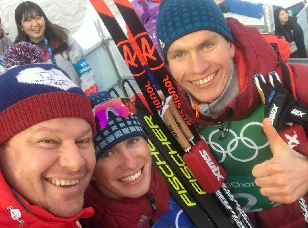 Хроники олимпиады: новые медали за лыжи и акробатику