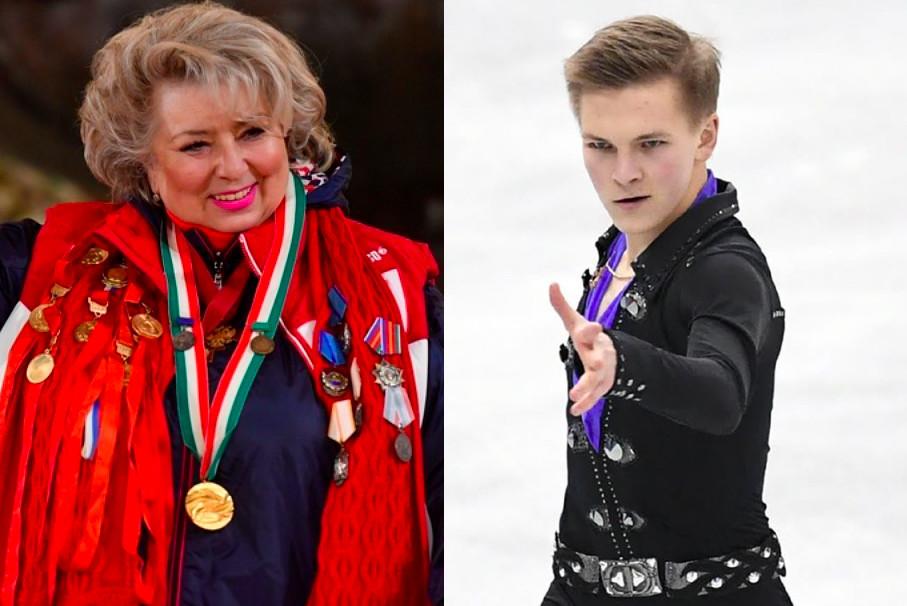 Татьяна Тарасова назвала причину провала спортсменов на Олимпиаде