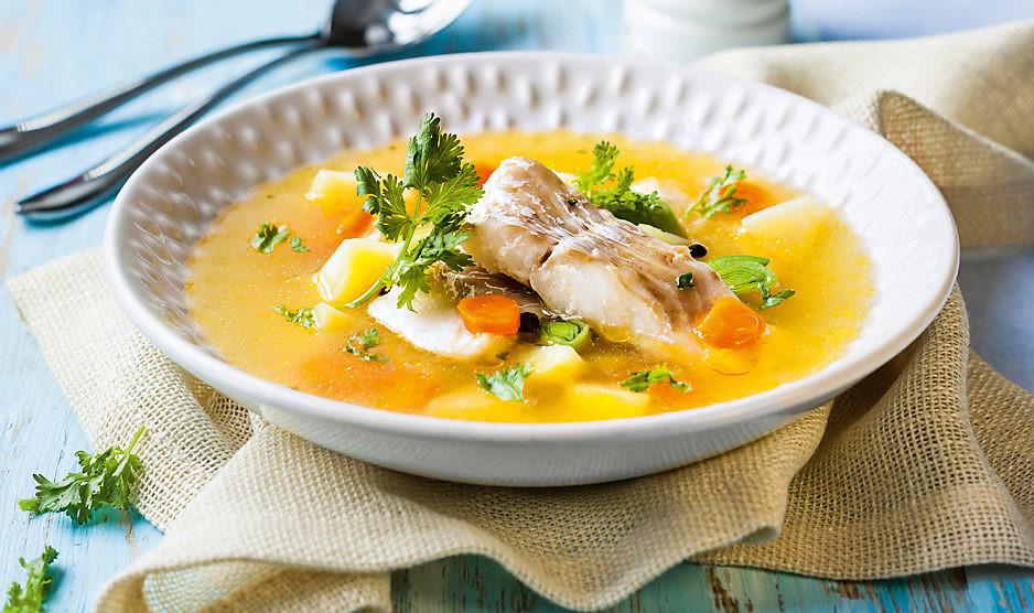 Рыба в детском меню: 4 полезных рецепта
