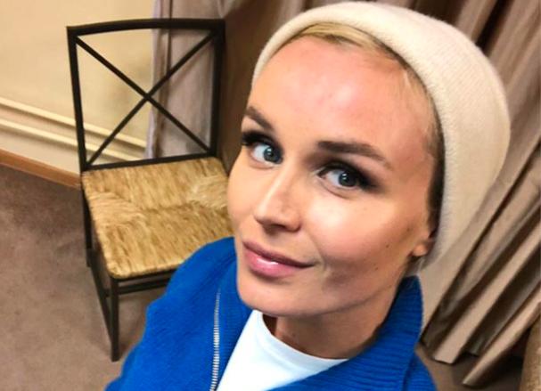 Полина Гагарина едва не утонула в океане