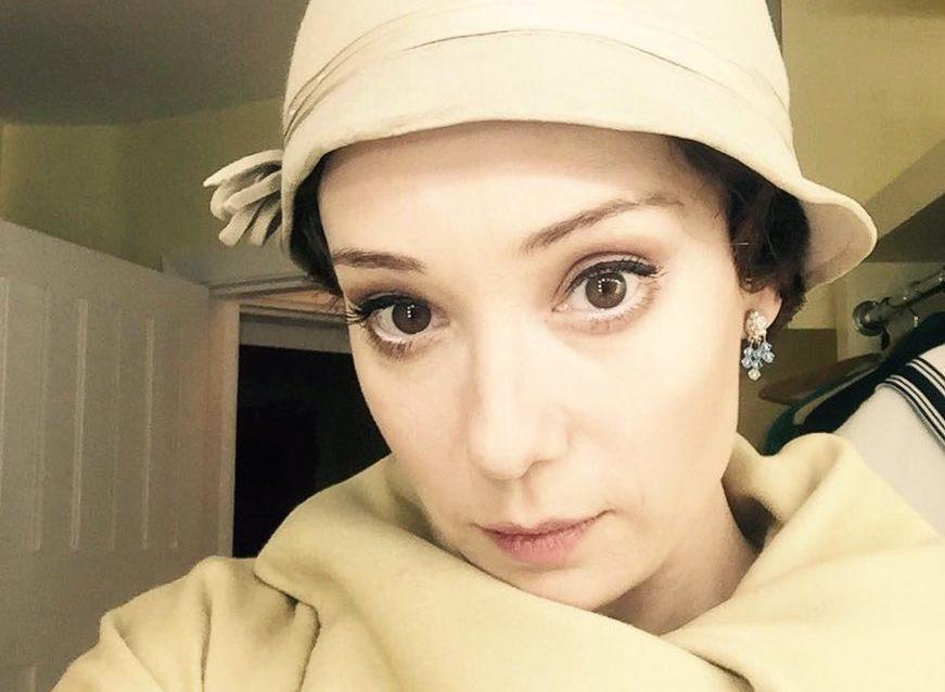 «Настоящая и красивая»: в сеть попало фото Чулпан Хаматовой без макияжа