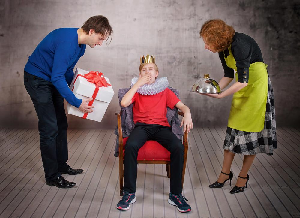 Как воспитать ребенка с адекватной самооценкой и не разбаловать его?