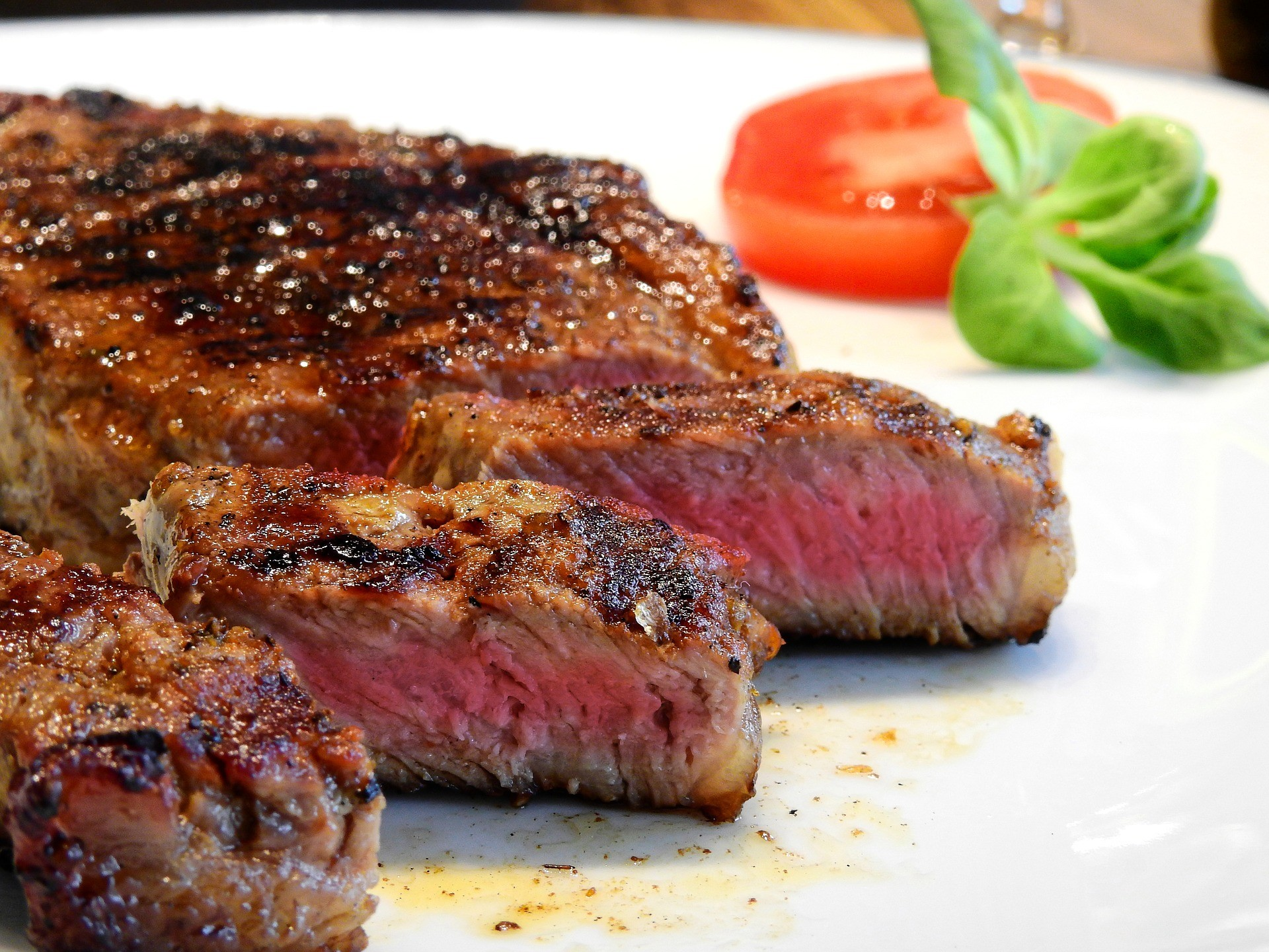 Идеальный стейк для настоящего мужчины: готовим по всем правилам