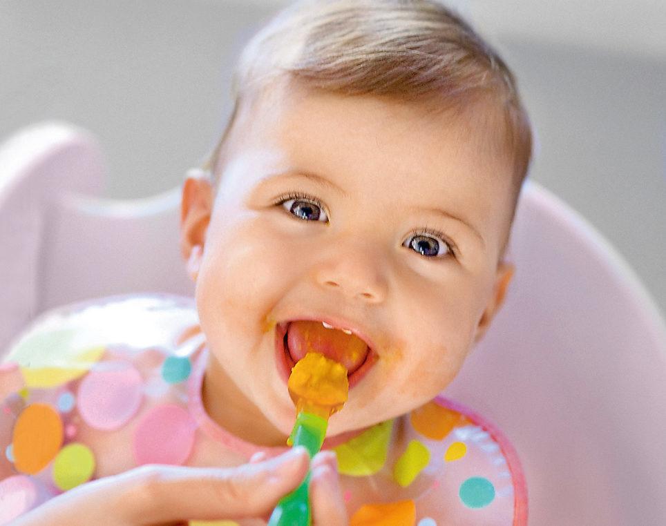 Как избежать аллергии у ребенка: тщательно выбираем меню