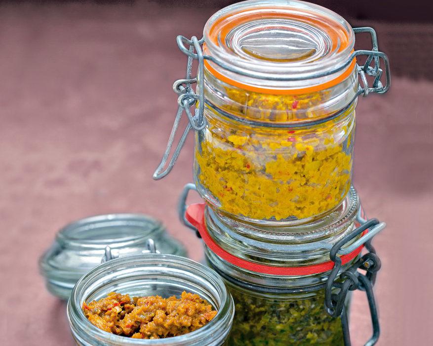 3 рецепта соуса с карри