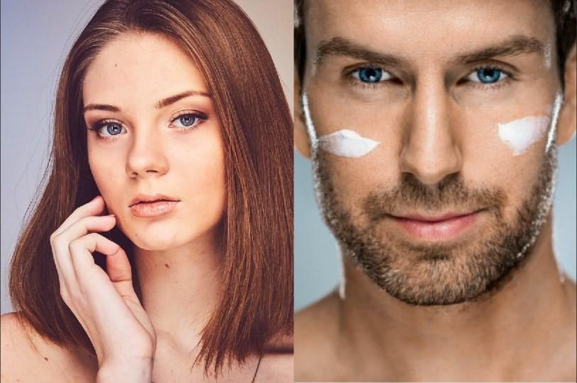 Правда и мифы: чем мужская кожа отличается от женской?