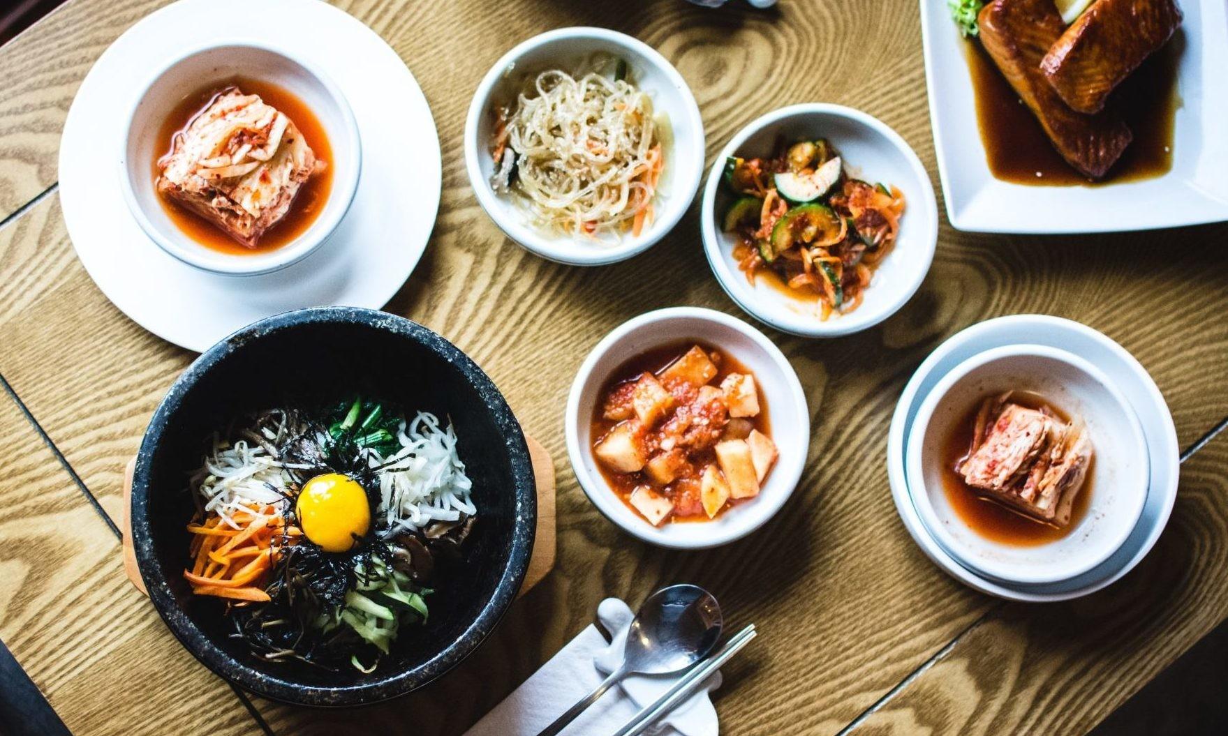Рецепты корейской кухни: еда с огоньком
