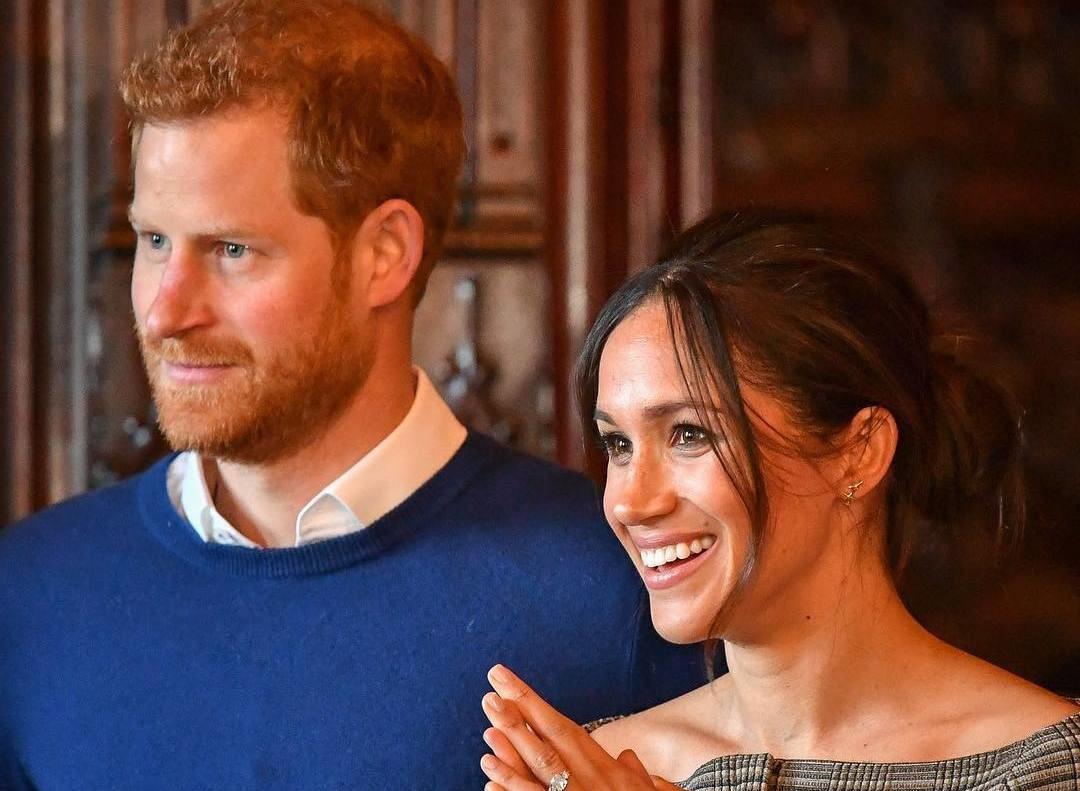 Принц Гарри и Меган Маркл не будут отмечать День влюбленных?