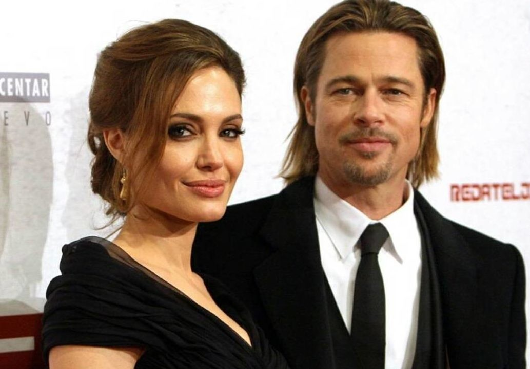 Анджелина Джоли по-прежнему отказывается делить детей с Брэдом Питтом