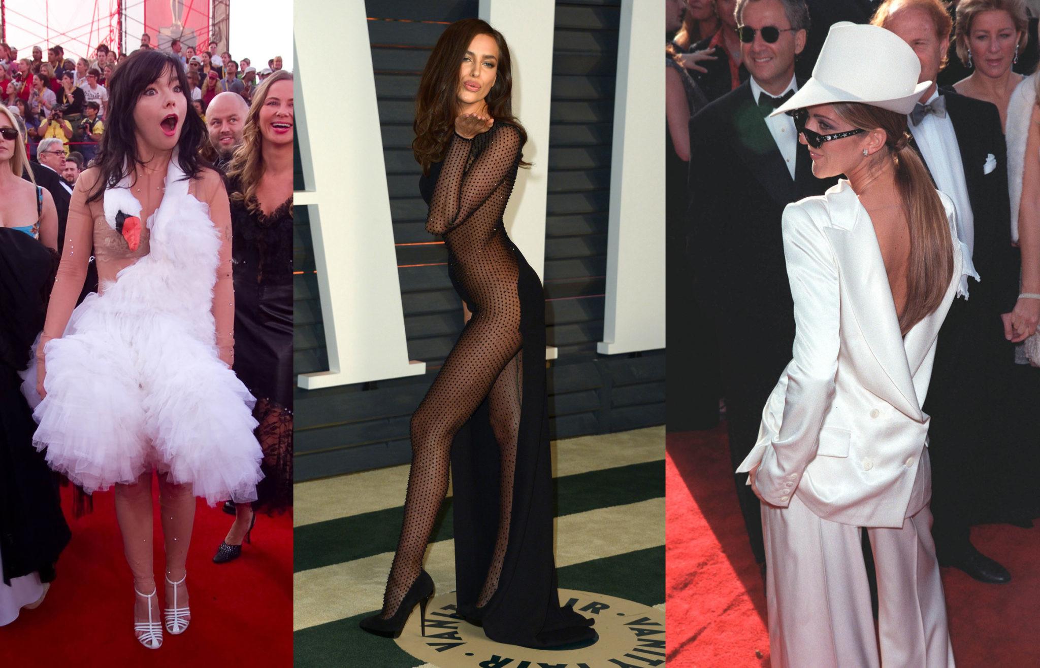 13 худших платьев за всю историю «Оскара»