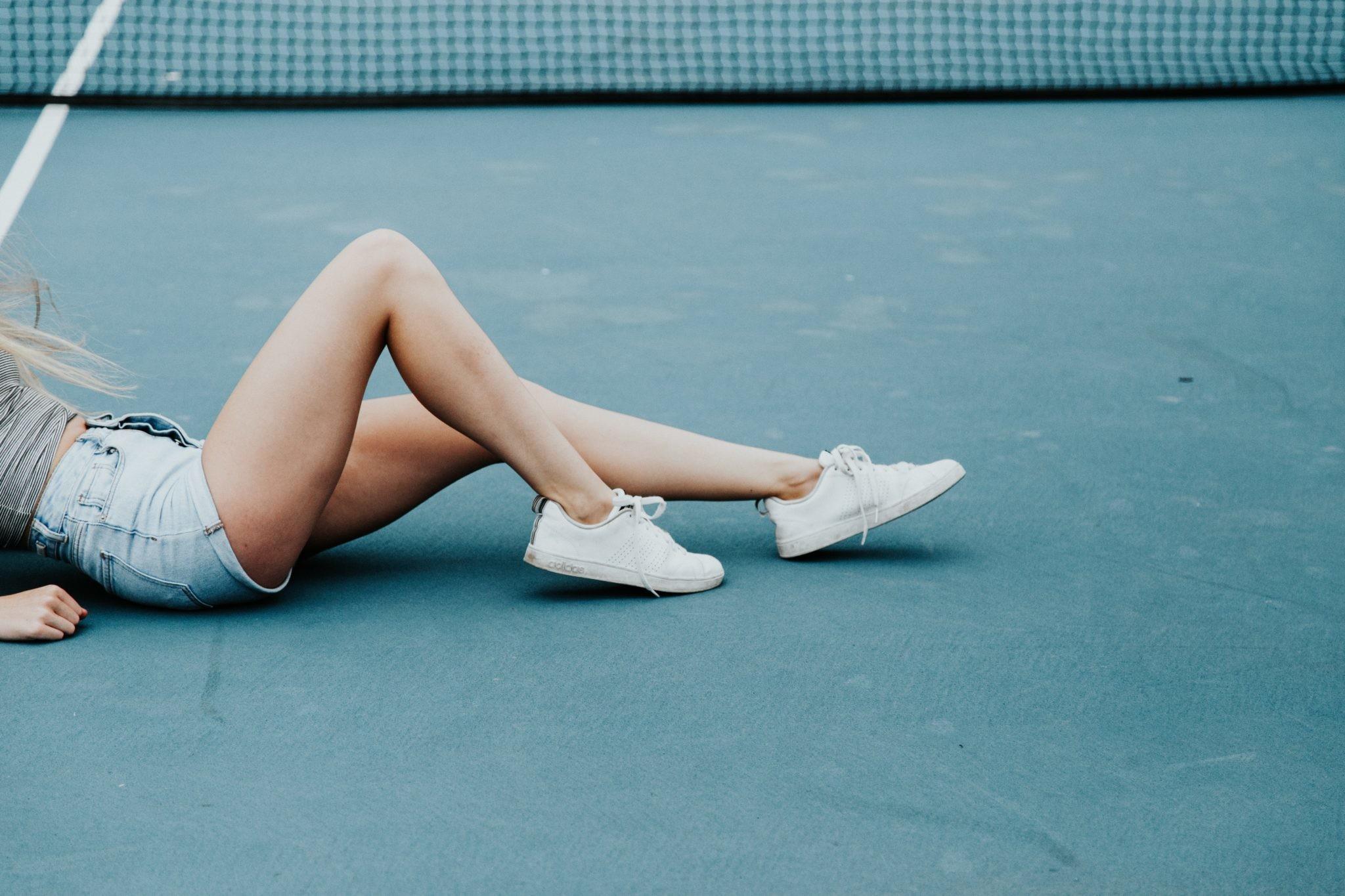 Обувь, которая визуально уменьшает стопу