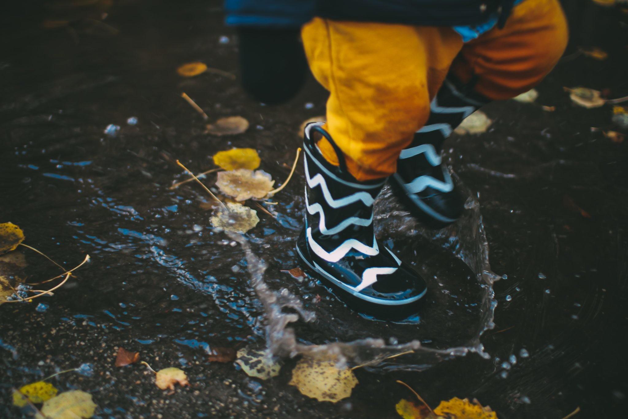 Резиновые сапоги: как выбрать и с чем носить