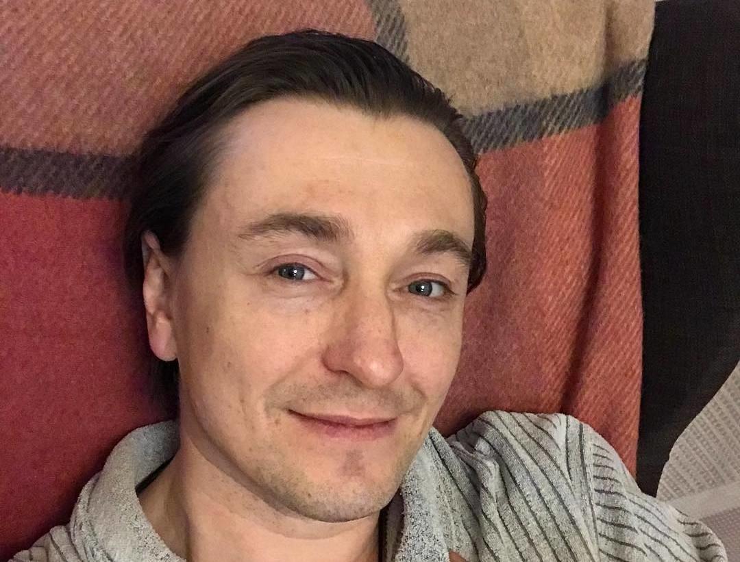 Сергей Безруков впервые показал лицо полуторагодовалой дочери