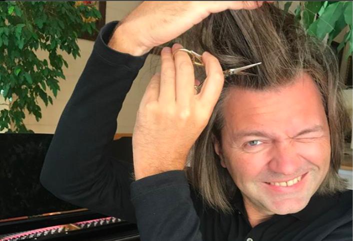 Дмитрий Маликов впервые за 30 лет сменил прическу