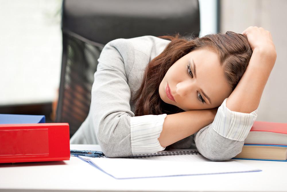 6 причин, почему мы чувствуем усталость