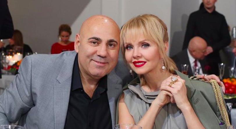 Певица Валерия и Иосиф Пригожин вместе похудели к лету