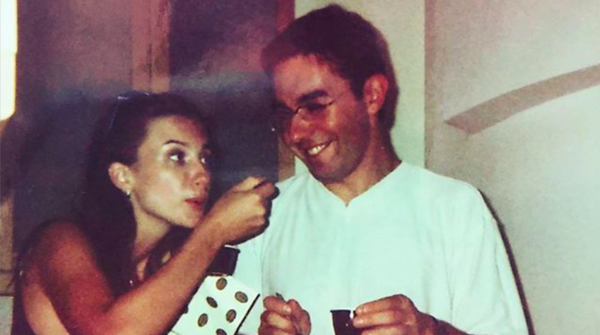 Как Андрей Малахов и Екатерина Стриженова выглядели 20 лет назад