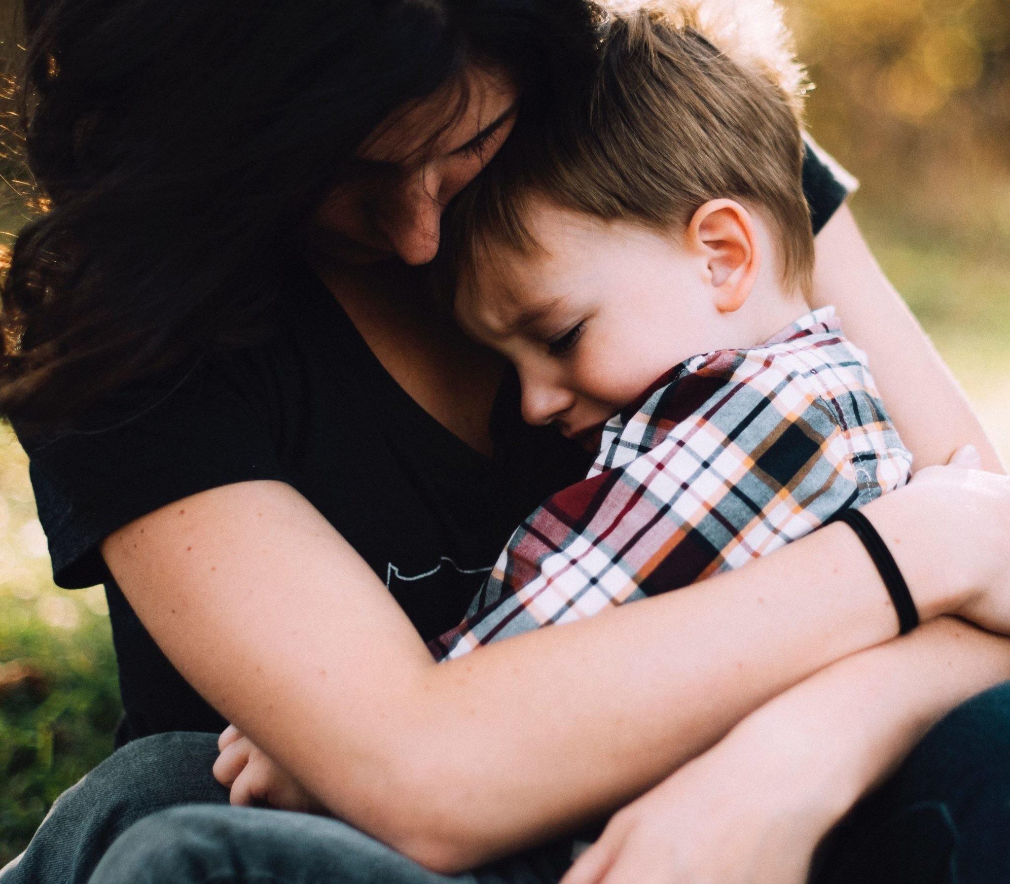 Как не воспитать маменькиного сынка?