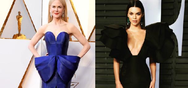 «Оскар-2018»: 10 самых неудачных платьев