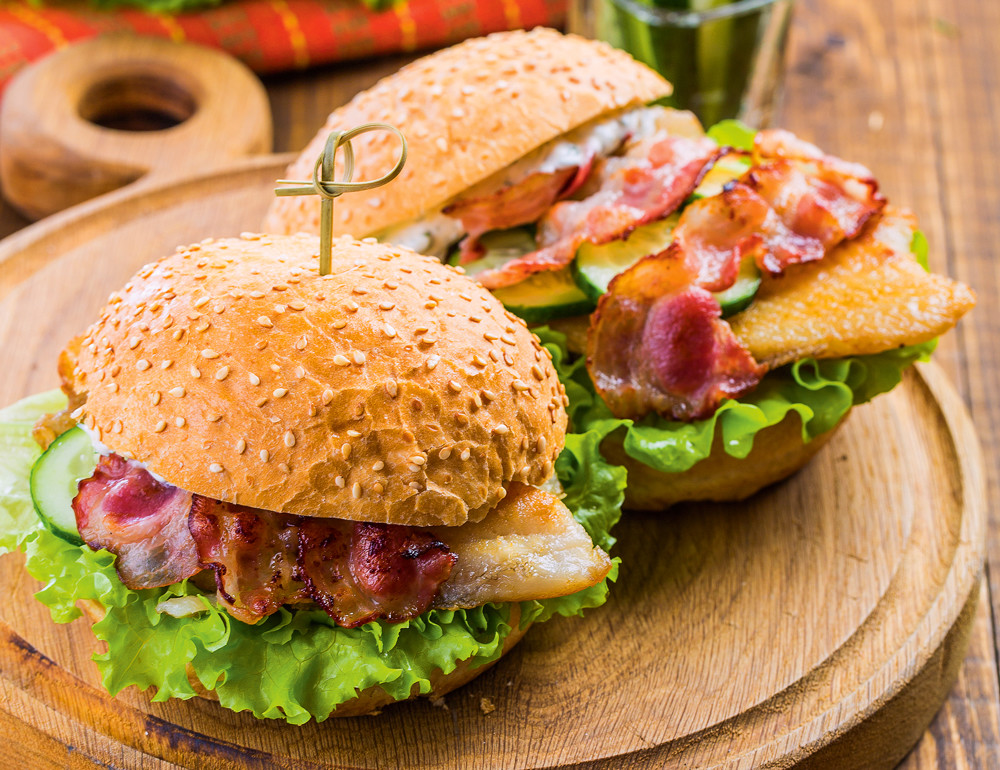 4 рецепта домашних сэндвичей