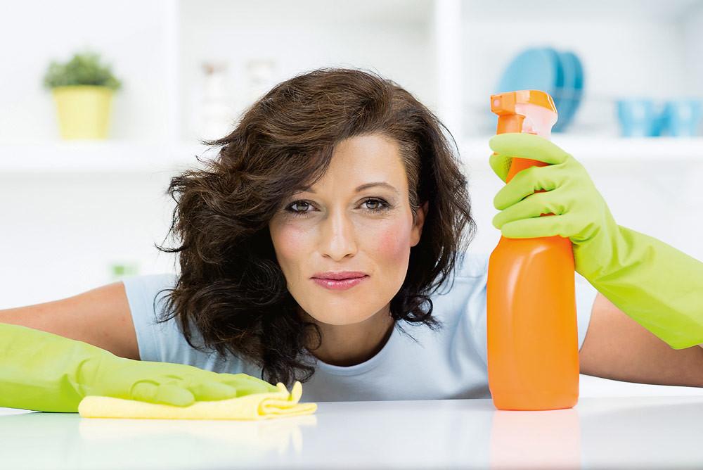Тест: насколько ты чистюля?